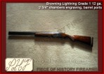 Browning Lightning Grade 1 12 gauge