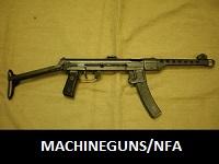 Machineguns NFA