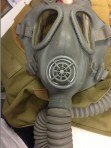 Authentic WW2 M2A2 Gas Mask