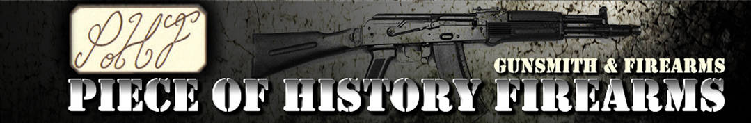 Piece of History Firearms Logo